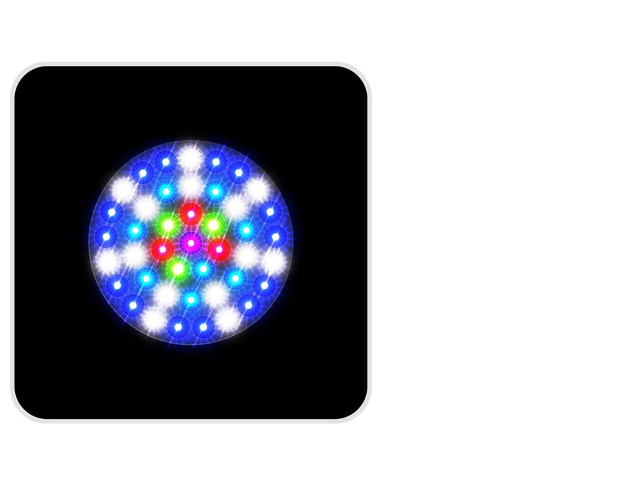 aqua cc - led aquarium light