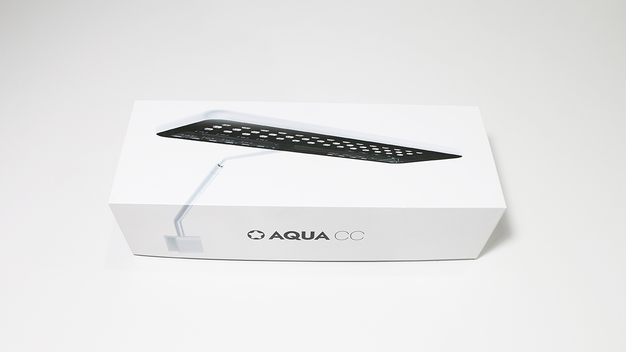 aqua cc - led aquarium light