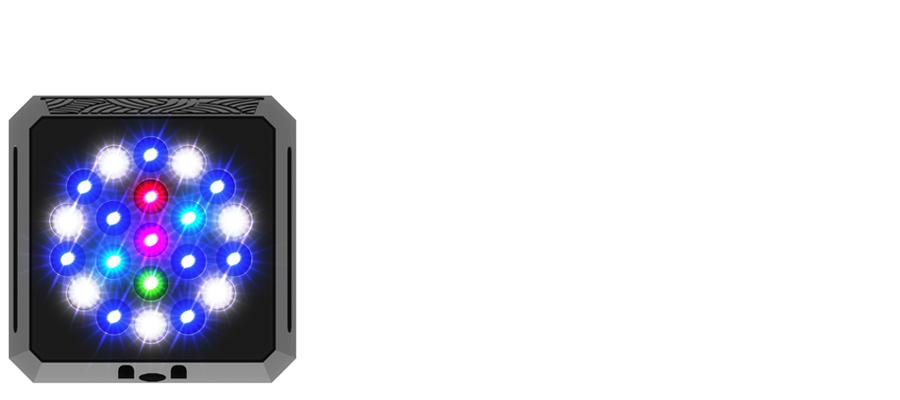 THOR & X - LED Aquarium Light
