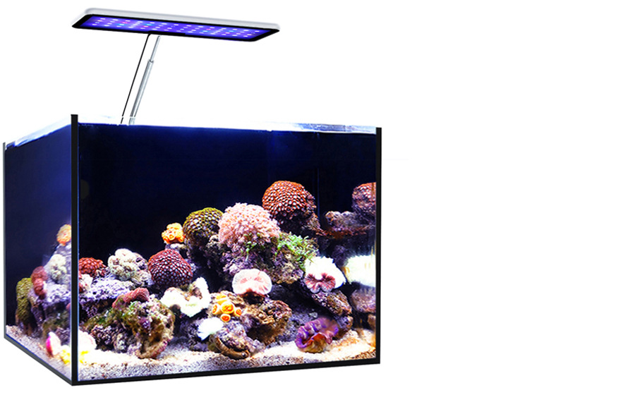 aqua cc marine - led aquarium light